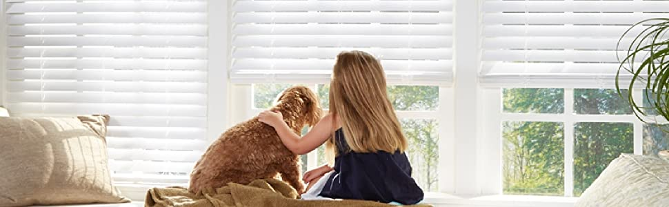 dez furnishings cordless blackout light blocking cellular shade child safe pet safe best for kids