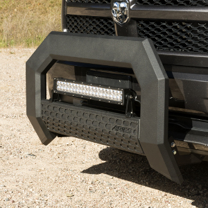 Ram Truck AdvantEDGE Bull Bar with LED Light Bar