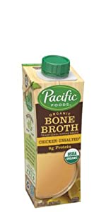Organic Chicken Original Bone Broth - 8oz