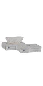 Tork Universal TF6710A Facial Tissue, Flat Box