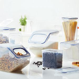 food storage container, food storage, food container, lunch container, airtight container