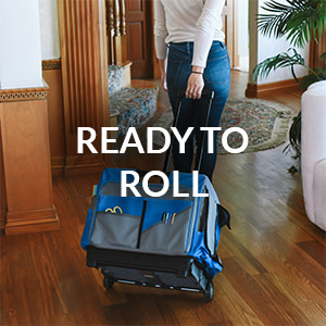 UNIVERSAL ROLLING CART