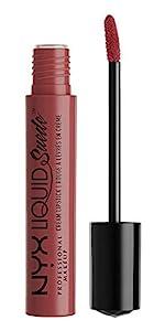 liquid suede lipstick, nyx, nyx professional makeup