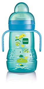 mam, trainer, trainer cup, trainer bottle, trainer cup with handles, sippy cup