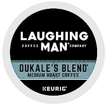 Laughing Man Coffee, Hugh Jackman coffee, k-cup pods, kcups, k cup pods coffee, keurig pod, kuerig