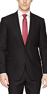 Kenneth Cole slim suits, stretch