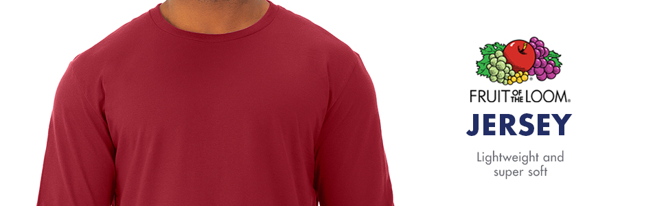 long sleeve tee, t-shirt, super soft, lightweight