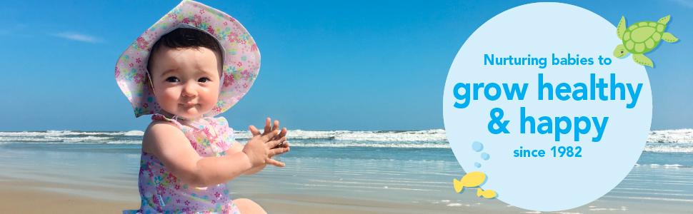 baby, toddler, infant, swim, sun, play, natural, eco, honest, holistic, reusable diaper swimsuit