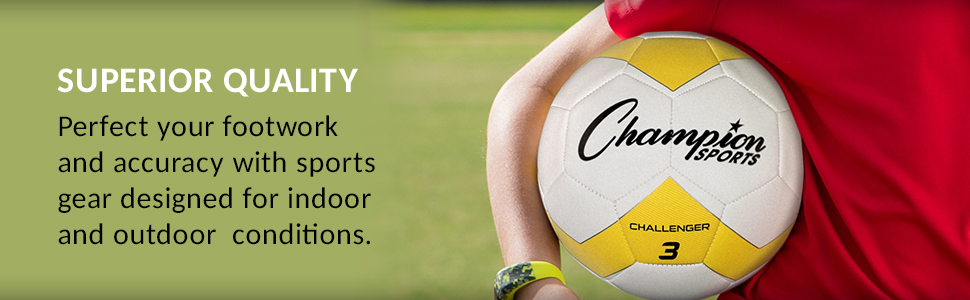 Champion Sport Team Sport Equipment - Soccer