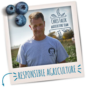 Sustainable farming with Gerber