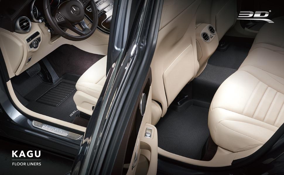 2013 2016 2019 Beige Loop Driver /& Passenger Floor Mats 2017 2018 GGBAILEY Mercedes-Benz CLS-Class 2011 2012 2015 2014