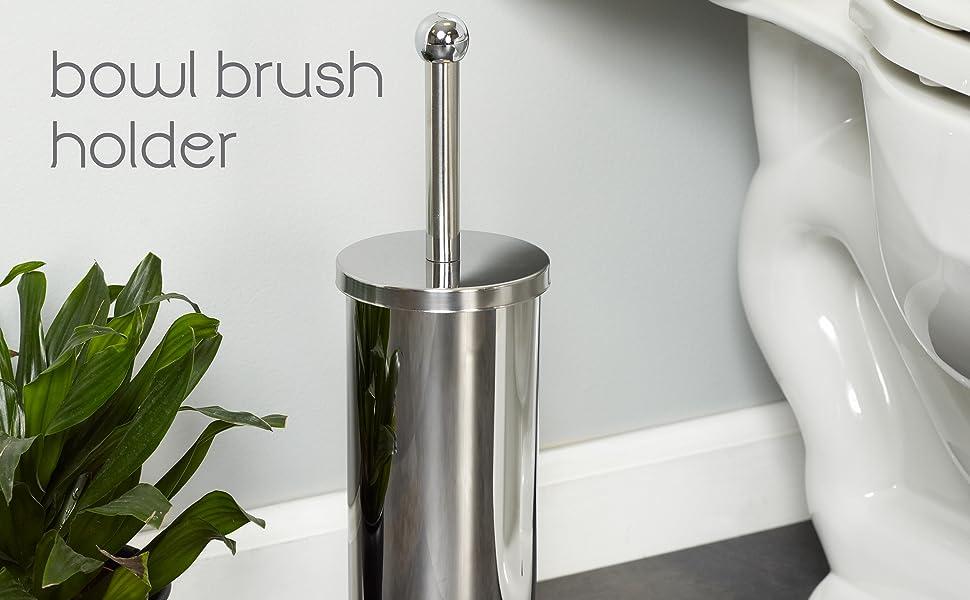 bowl brush holder
