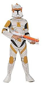 Child Commander Cody Costume