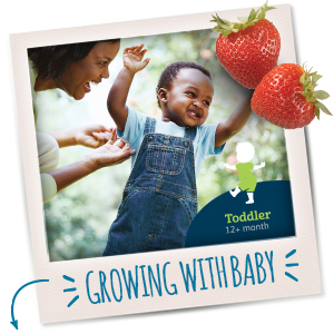 Healthful hydration designed to nourish your growing toddler.