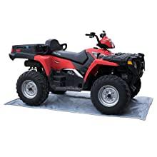 ATV Parking Pad
