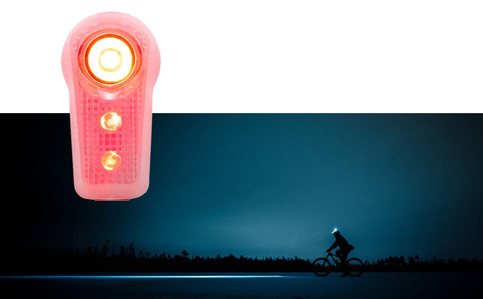 superflash turbo, bike light, rear red bike light, blinky light, red light, bike taillight,