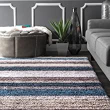 rug, shag, area rug