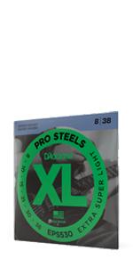 XL Pro Steels