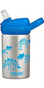 camelbak, eddy kids, kids water bottle, metal water bottle, water bottle with straw, metal bottle