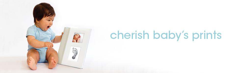 cherish baby's prints