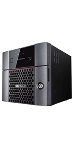 TeraStation, 3210DN, NAS, network attached storage
