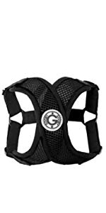 gooby comfort x step-in small dog harness