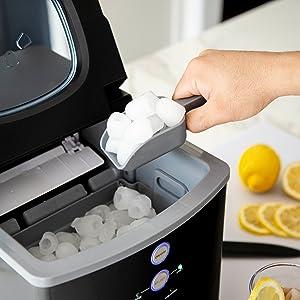 making machine countertop icemaker