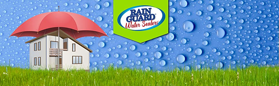 Rain Guard Protects Your Home