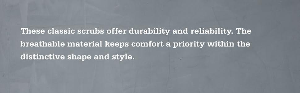 scrubs comfort style classic