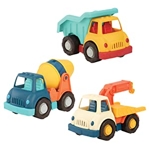 toy truck, toy tow trucks, dump truck toy, baby truck, toy trucks for toddlers, Green Toys