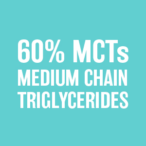 60% MCTs Medium Chain Triglycerides Organic Refined Coconut Oil BetterBody Foods