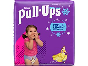 Pull-Ups Cool and Learn Potty Training Pants for Girls
