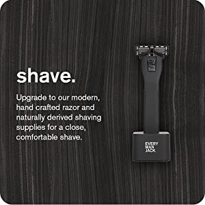 cross-sell, shave