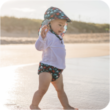 iplay i play green sprouts whole development baby toddler infant swim sun upf 50 clothing learning