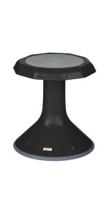 15in ACE Stool - Black