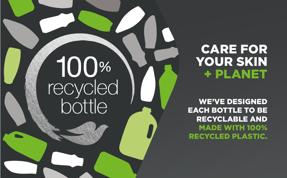 100% RECYCLED BOTTLE SEAL FROM DM+C