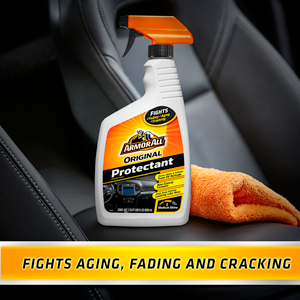 Armor All Original Protectant, Protection against Aging, Fading, and Cracking