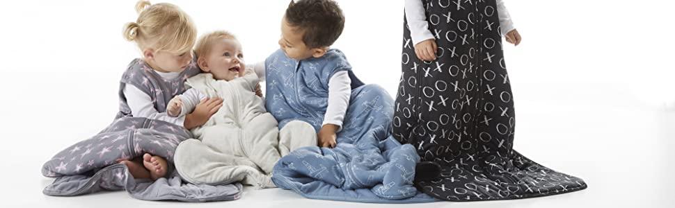 gunmuna gunapod baby sleepwear blanket