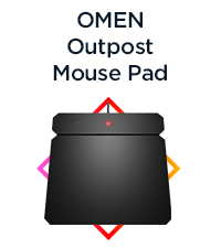 OMEN Outpost Mouse Pad