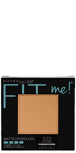 matte finish foundation powder for oily skin
