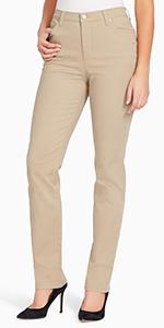 4-Amanda Trouser - Amanda Premium Twill Trouser