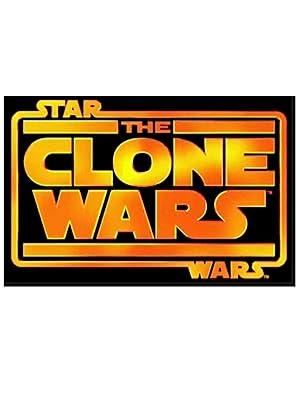 The Clone Wars Small Logo
