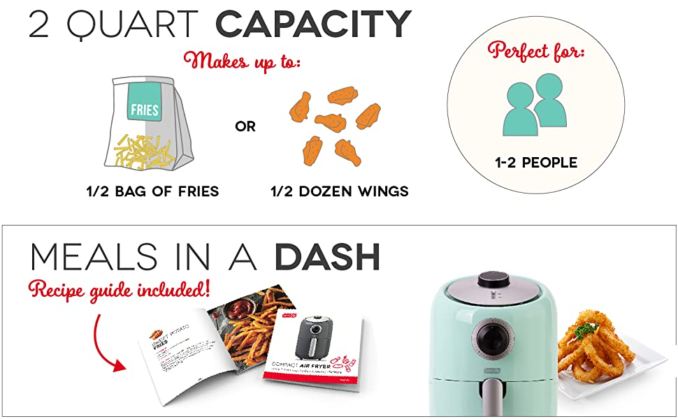healthy, fried, compact, easy, fries, fry, air fry, chicken wings