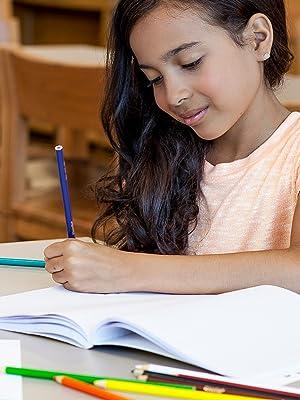 school supplies, crayola school supplies, colored pencils for kids, kids colored pencils,