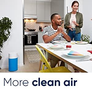 more clean air