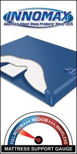 InnoMax Genesis 400 Hardside Watermattress