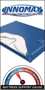 InnoMax Genesis 500 Hardside Watermattress