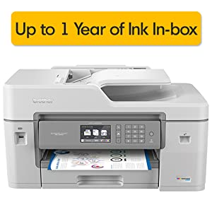 printer; all-in-one; color; inkjet; MFC-J6545DW; duplex; mobile; wifi; cloud; high; yield; ink; tank
