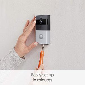 video door bell camera wireless