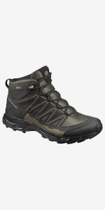 mid height hiking boot for men lightweight